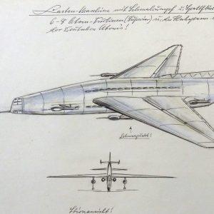Karl Hans Janke, Schmalrumpf-Lasten-Maschine (archive # 027) , 1950-1970, Courtesy Delmes -Zander